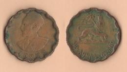 Etiopia 25 Centesimi 1943 / 1944 - Etiopia