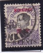 Mong Tzeu N° 56 Oblitéré - Mong-tzeu (1906-1922)