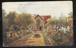 Great Britain, Stratford-on-Avon, Shakespeare, Mailed