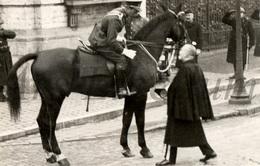 REAL Photo / ROYALTY / Belgium / Belgique / België / Roi Leopold III / Koning Leopold III / Eedaflegging 1934 - Oorlog, Militair