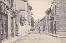 B18 - 38 - Saint-Jean-de-Bournay - Isère - La Grande Rue - N° 417 - Saint-Jean-de-Bournay