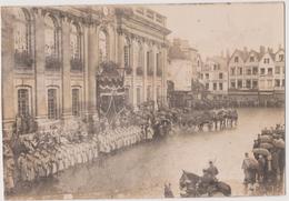 ALLONNES Près De BEAUVAIS - Obsèques Des Victimes Du Dirigeable R101 Tombé à Allonnes Près De Beauvais Le 5 Octobre 1930 - Otros Municipios