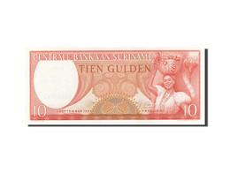 Surinam, 10 Gulden, 1963, KM:121, 1963-09-01, NEUF - Surinam