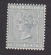 Natal, Scott #69, Mint Hinged, Queen Victoria, Issued 1882 - Afrique Du Sud (...-1961)