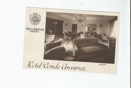 VALLADOLID ( ESPANA)  HOTEL CONDE ANSUREZ SALON - Valladolid