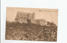 CHEVREMONT (CHAUDFONTAINE) L'EGLISE ET LE COUVENT 1932 - Chaudfontaine