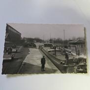 59 - ESCAUDOEUVRES  - L'écluse Et Le Cana De L'Escaut - Dunkerque