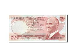 Turquie, 20 Lira, 1970, KM:187b, NEUF - Turquie