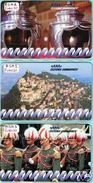 *SAN MARINO* - Serie Di 56 Schede NUOVE (MINT) - Dal N°1 Al N°56