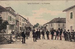 IGNEY AVRICOURT La Frontière - France