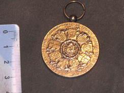 Médaillec 14/18-LA GRANDE GUERRE POUR LA CIVILISATION - Signée Paul DUBOIS - Non Classés