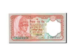 Népal, 20 Rupees, 1988, KM:38b, NEUF - Nepal