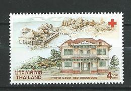 Thailand 2002 Thai Red Cross Fair 2002.MNH - Thaïlande