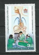 Thailand 2002 The 12th World Congress Of Gastroenterology, Thailand.medicine.MNH - Thaïlande