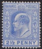 Bahamas   .     Yvert    .     29        .          Ongebruikt  .   /    .    Mint-hinged - 1859-1963 Kronenkolonie