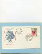 FDC 1959 GIORNATA DEL FRANCOBOLLO - F.D.C.