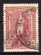 AUSTRALIEN 1937 - MiNr: 150 D  Used - 1937-52 George VI