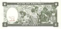 ERITREA P.  1 1 N 1997 UNC  (2 Billets) - Erythrée