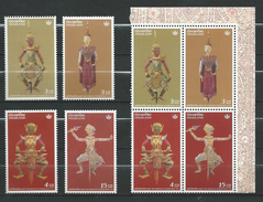 Thailand 2002 Thai Heritage Conservation Day 2002.Environment.stamps And Bl.stamps.MNH - Thaïlande