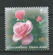 Thailand 2003 Rose.Flora/Flowers/Roses.MNH - Thaïlande