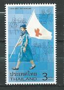 Thailand 2003 Red Cross.flag.MNH - Thaïlande