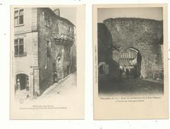 """2CP.. Précurseur """" Photo édition"""" ,neuve,dos Réservé à L'adresse ....THOUARS ( 79 )............à Voir - Thouars"""