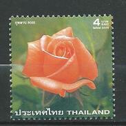 Thailand 2004 Rose.Flora/Flowers/Roses.MNH - Thaïlande
