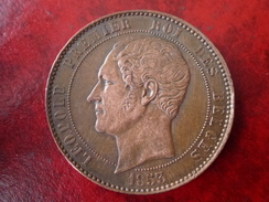 Belgique - 1853 - Mariage Du Duc De Brabant - Splendide - 1831-1865: Leopold I