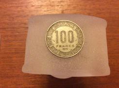 100 Francs 1975 - Gabon