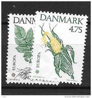 1992 MNH Cept  Denmark - Europa-CEPT