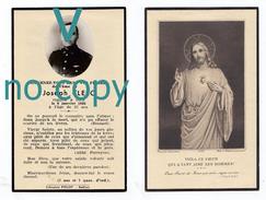 Belfort Ou Environs, Mémento De Joseph Clerc, 9/01/1939, 23 Ans, Aviateur ? Souvenir Mortuaire - Imágenes Religiosas