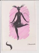 2 Cartes Postales - Illustration J BRACONNIER - Illustrateurs & Photographes
