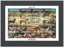 1996 - Libya-Libye- Horses- Chevaux - Minisheet MNH** - Libië