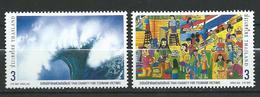 Thailand 2005 Thai Charity For Tsunami Victims.MNH - Thailand