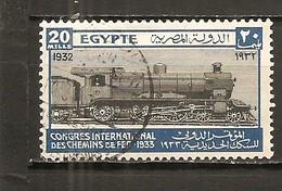 Egipto - Egypt. Nº Yvert  149 (usado) (o) (con Goma) - Egipto
