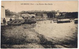 LE BRUSC La POinte Ste-Cécile - France
