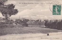 LE MONT VENTOUX  VU DE CARPENTRAS (dil23) - Other Municipalities