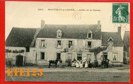 Montigny Sur Canne - Hotel De La Canne - Cheval - Animation -  58 Nièvre - Other Municipalities