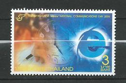 Thailand 2006 National Communications Day.MNH - Thaïlande