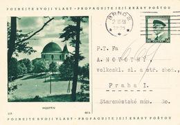 L3459 - Czechoslovakia (1938) Brno 2 (Postal Stationery: Hostyn) = Hill (734.6 M); Marian Place Of Pilgrimage - Sonstige