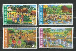 Thailand 2006 National Children's Day.Celebrations.MNH - Thaïlande