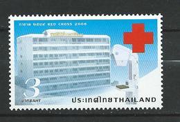 Thailand 2006 Red Cross.MNH - Thaïlande