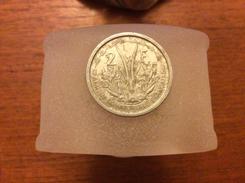 2 Francs 1948 - Ecuador