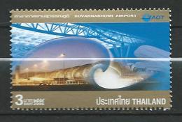 Thailand 2006 Suvarnabhumi Airport.Aviation/Airports.MNH - Thaïlande