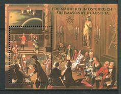 103 AUTRICHE 2006 - Masonic Franc Maconnerie Freemasonry Freimaurerei - Neuf ** (MNH) Sans Trace De Charniere - Franc-Maçonnerie