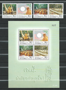 Thailand 2006 The 100th Anniversary Of Buddhadasa.Philosophe Religieux.S/S And Stamps.MNH - Thaïlande