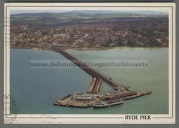 U7034 RYDE PIER ISLE OF WIGHT VG (m) - Inghilterra