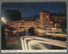 U7046 BATH AVON PULTENEY BRIDGE (m) - Bath