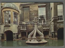 U7049 BATH KINGS ROMAN BATHS VG (m) - Bath