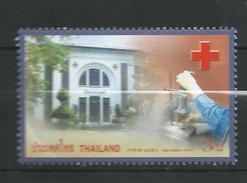 Thailand 2007 Red Cross.MNH - Thaïlande